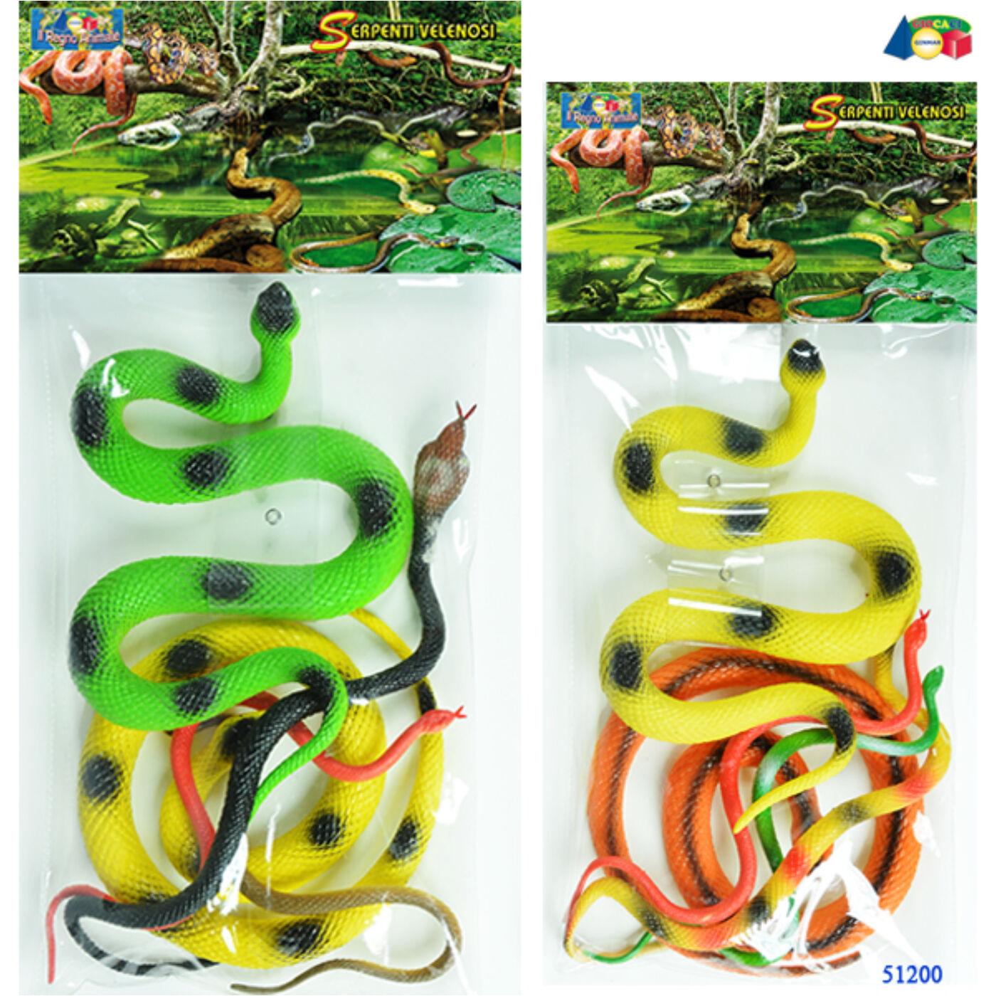 Állatszett - Kígyók