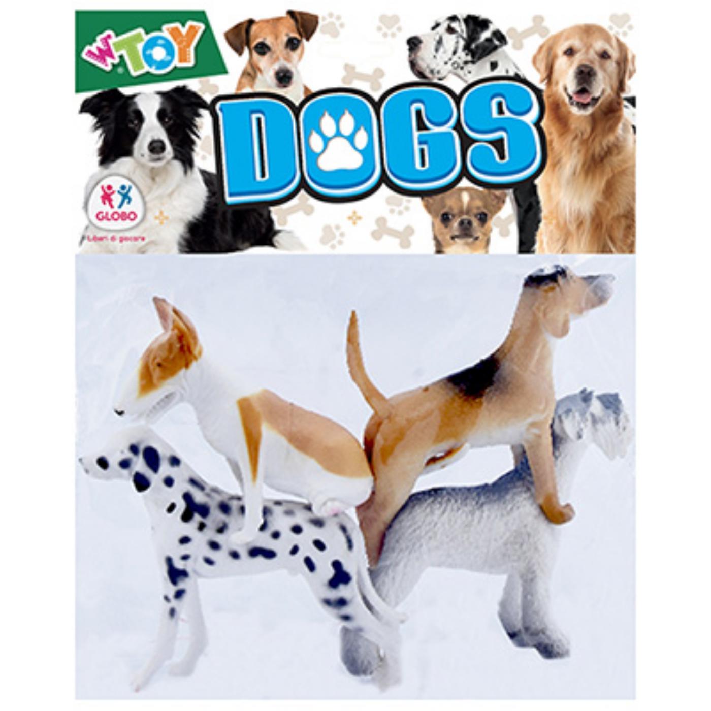 Állatszett - kutyák