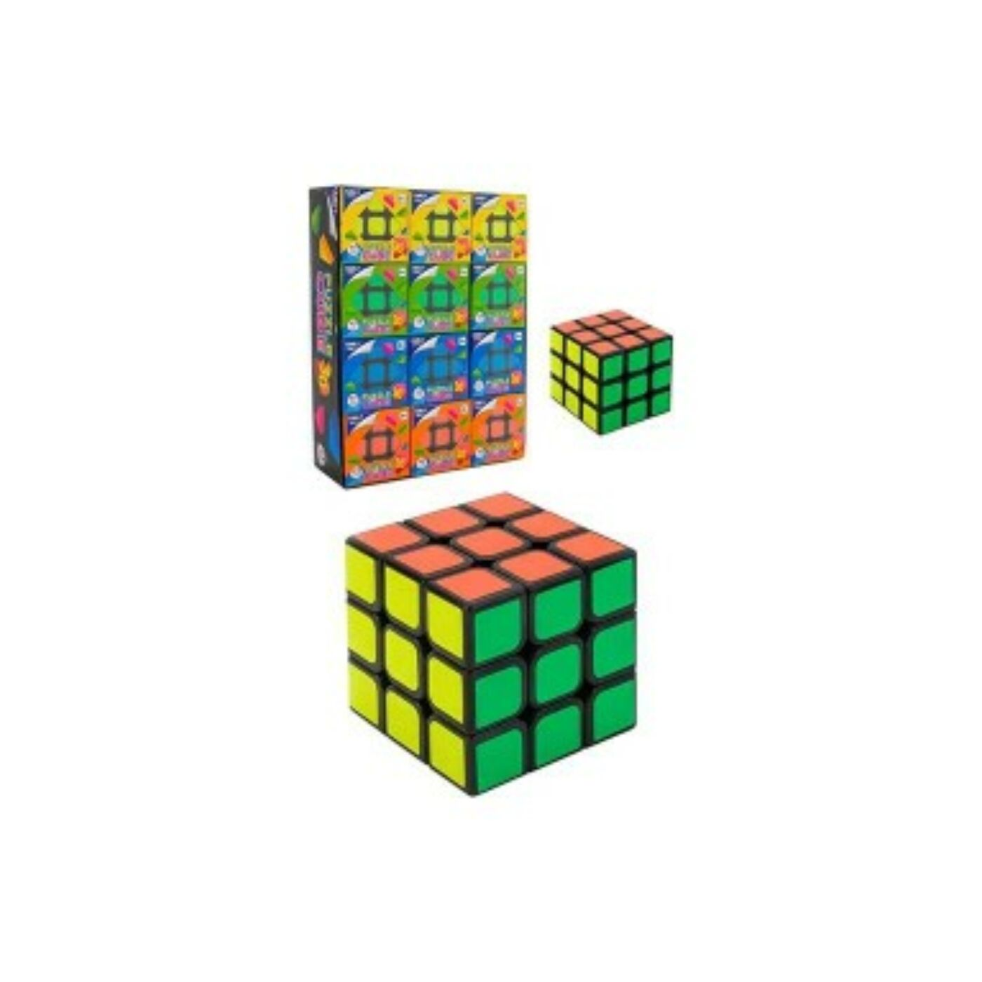 Mágikus kocka 3*3