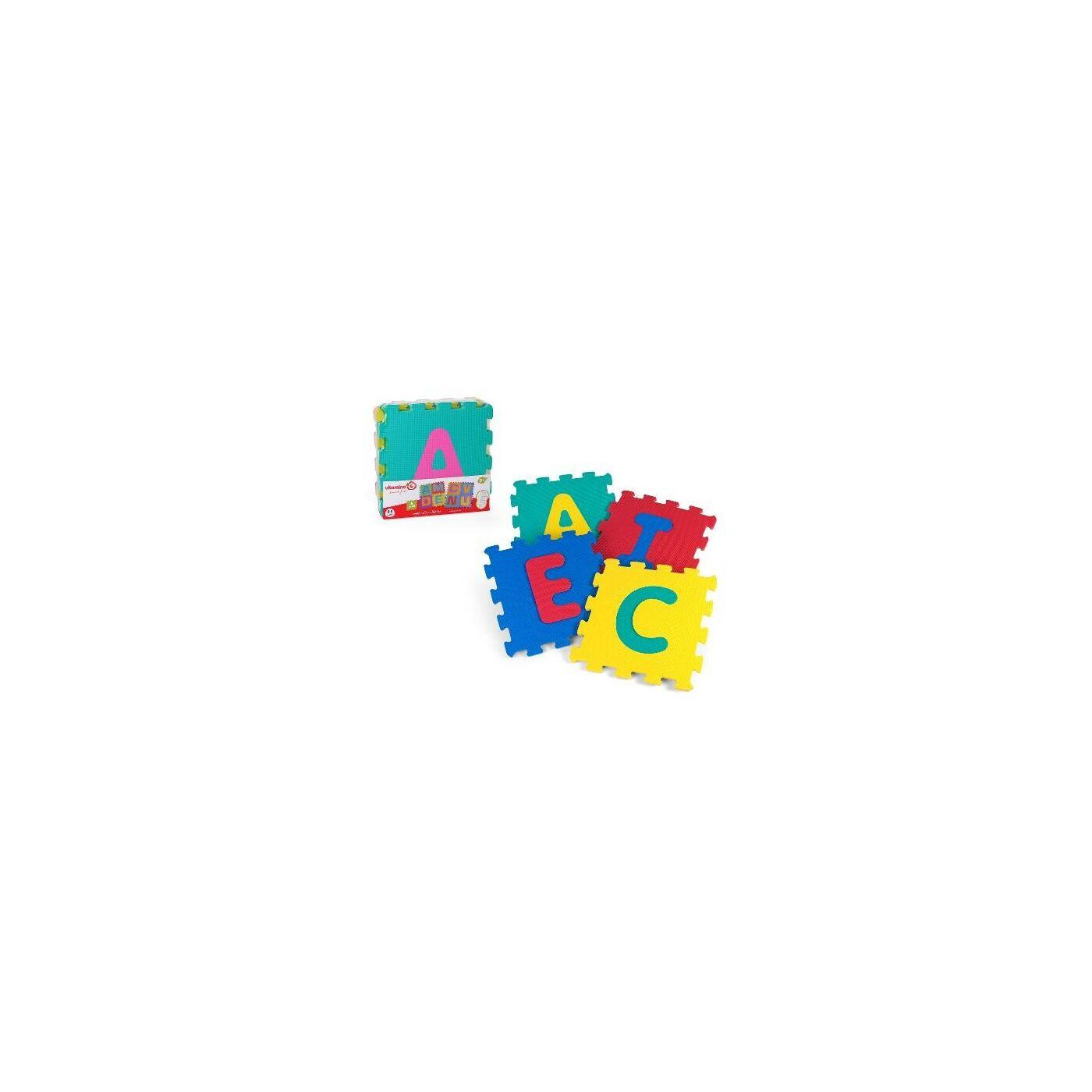 Szivacs puzzle betűs