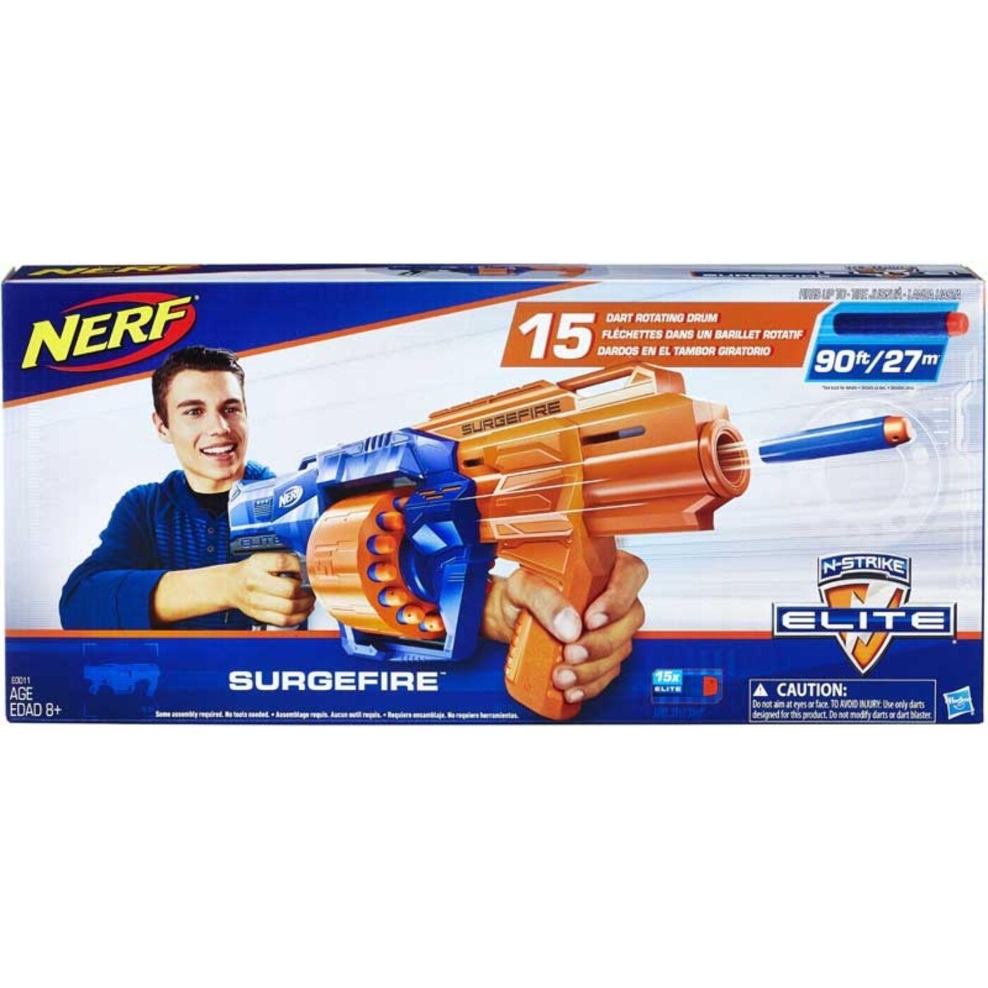 Nerf Elite Surgefire