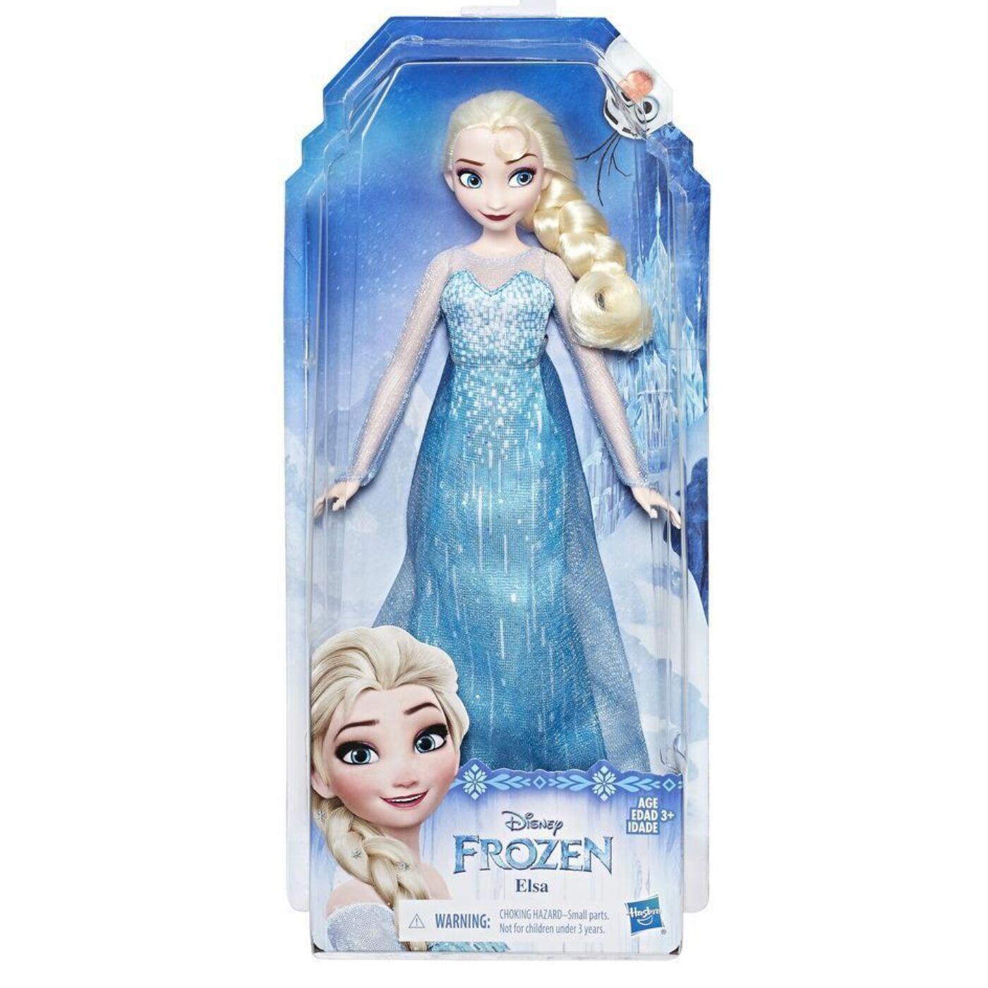 Elsa divatbaba