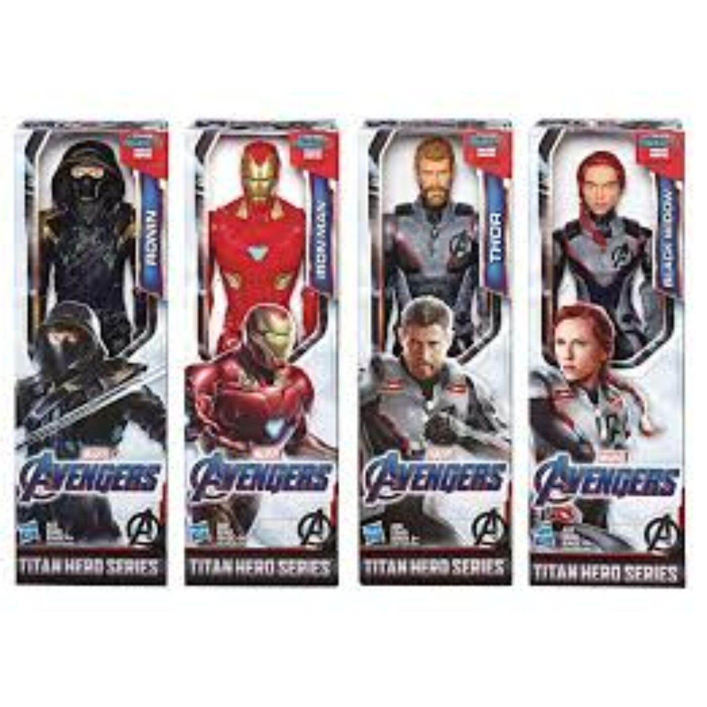 Avengers titán hősök
