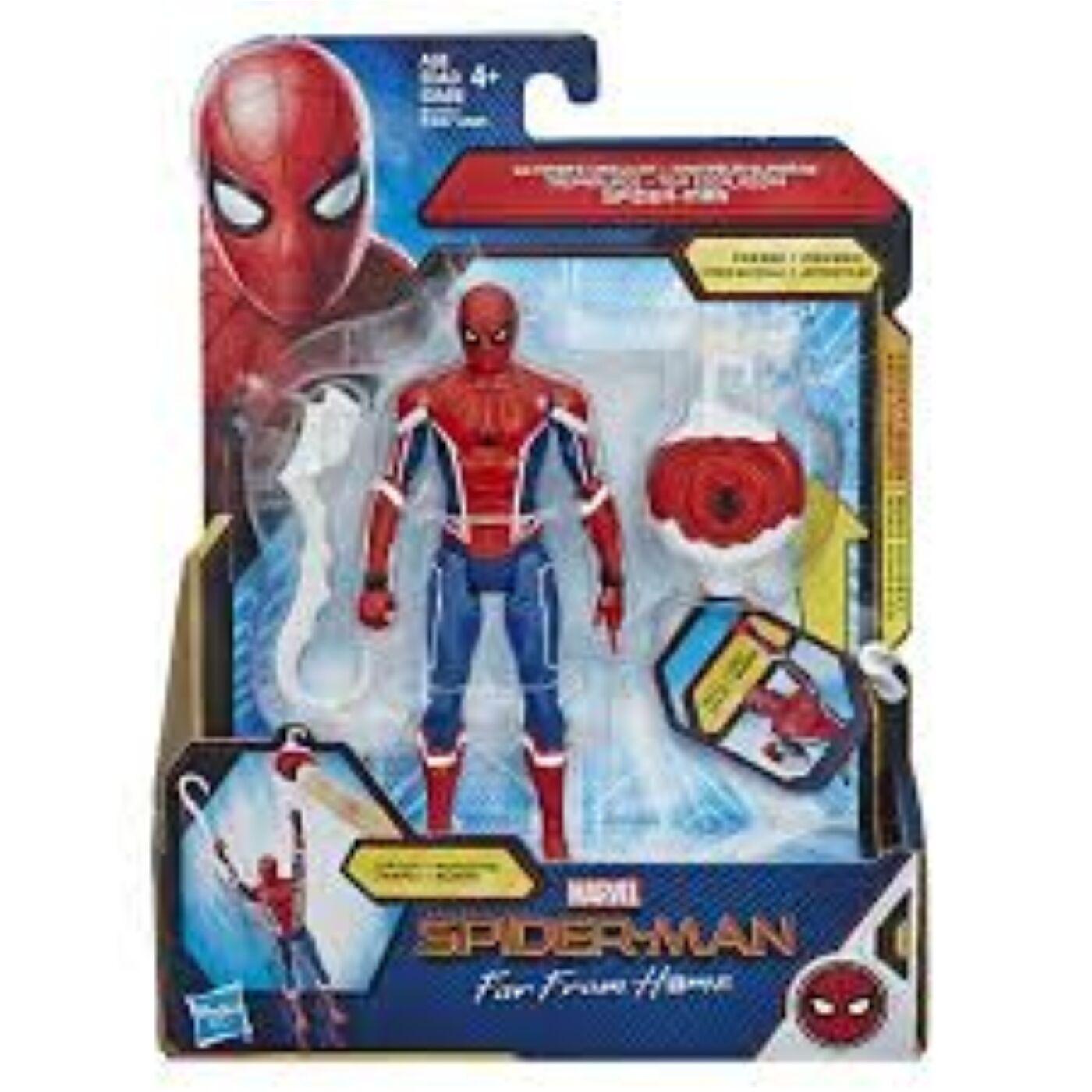 Spiderman film figurák