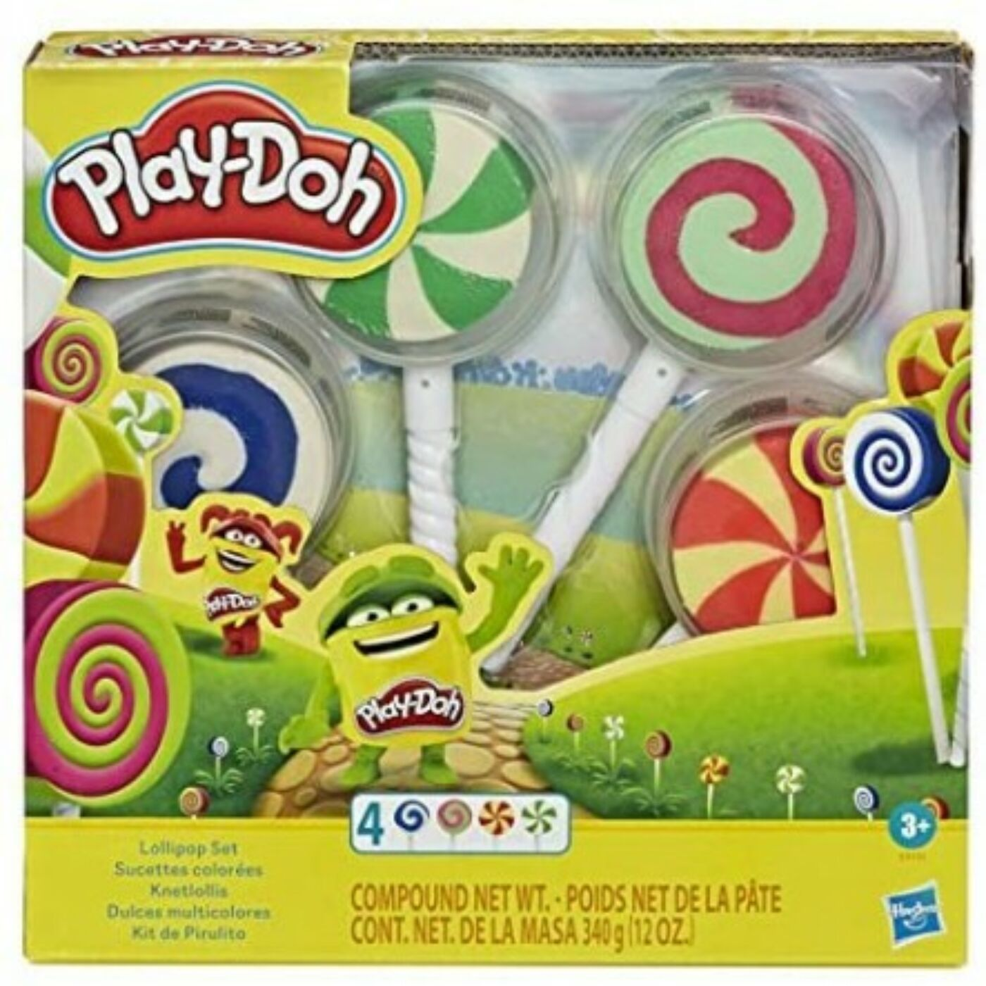 Play Doh Nyalóka csomag