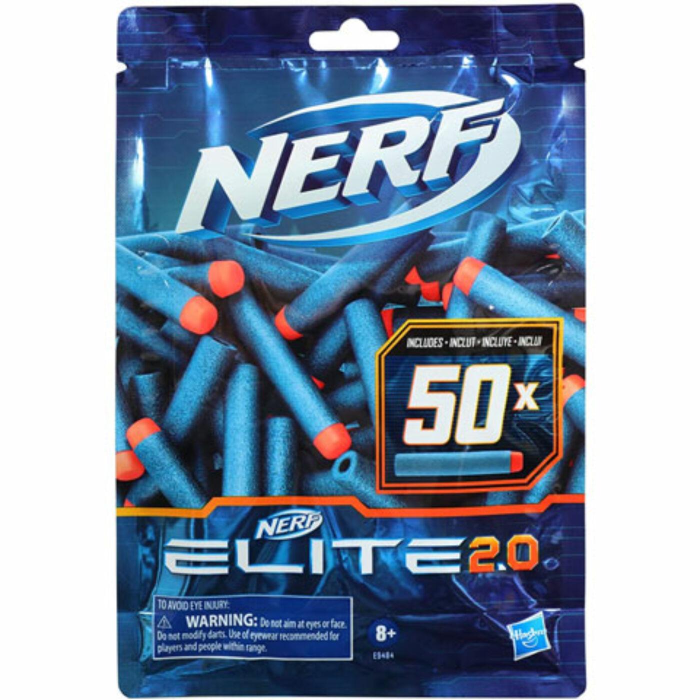Nerf Elite 2.0 töltény 20db-os