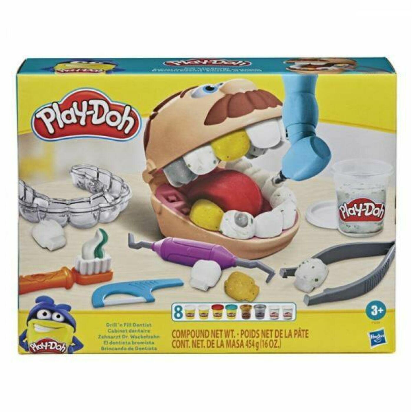 Play Doh Fogászat