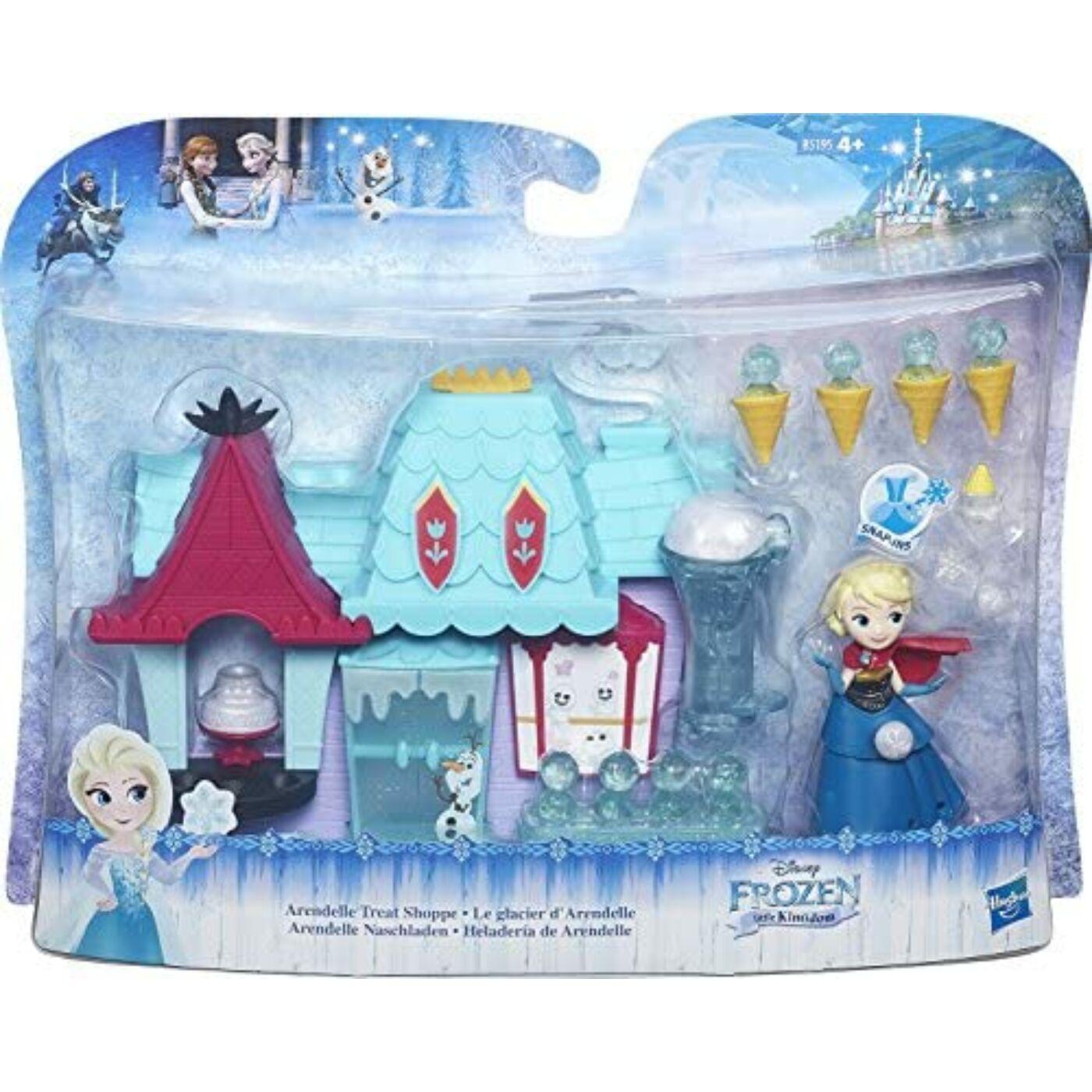 Disney Jégvarázs mini baba játékkészlet