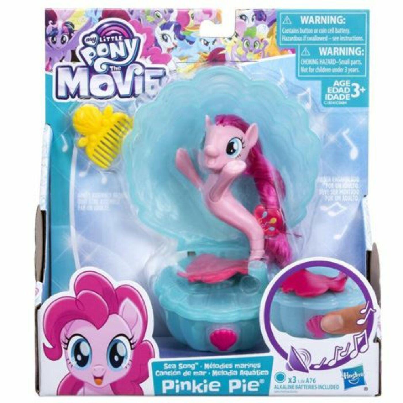 Pinkie Pie tengeri zenélő játékszett