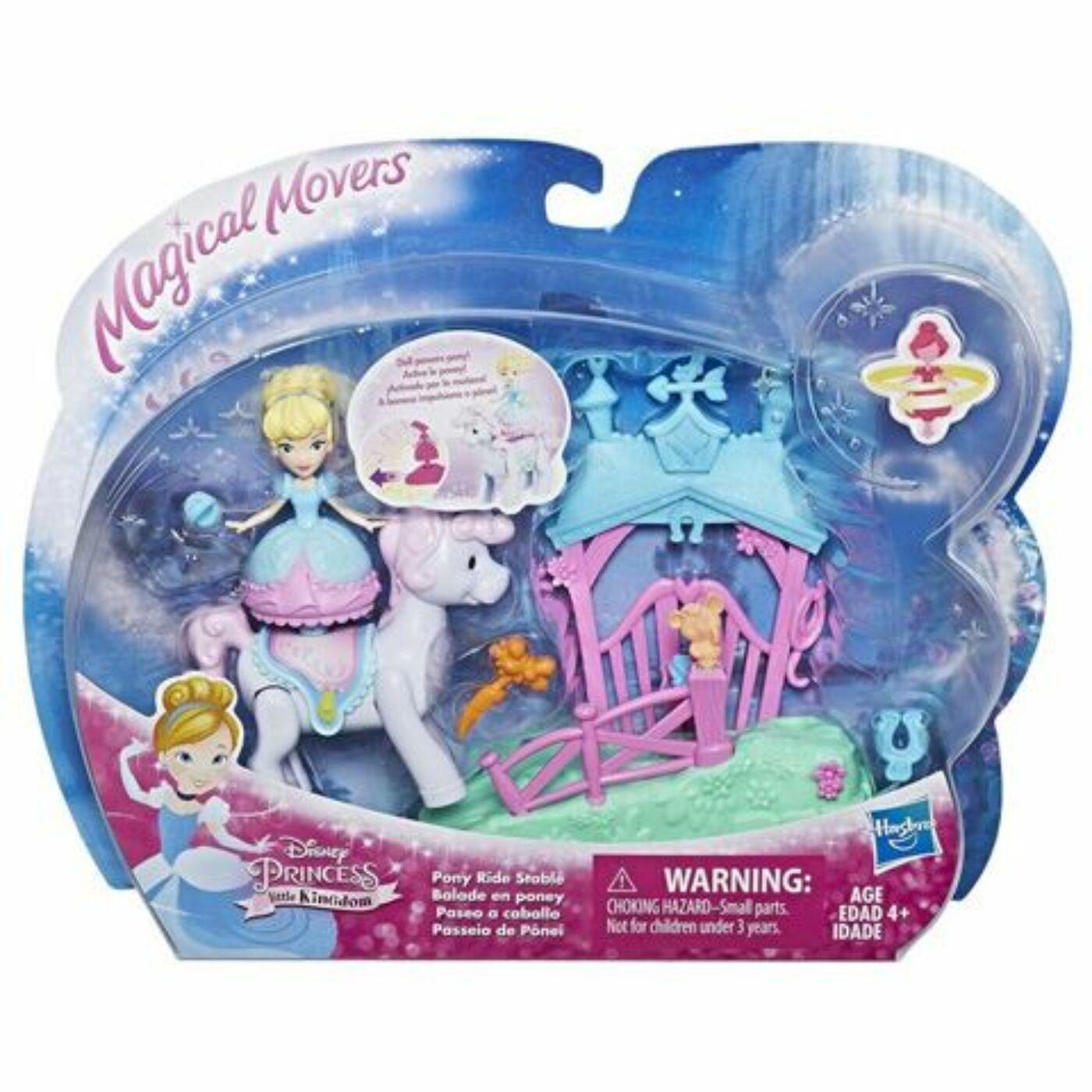 Disney hercegnők mini játékszett