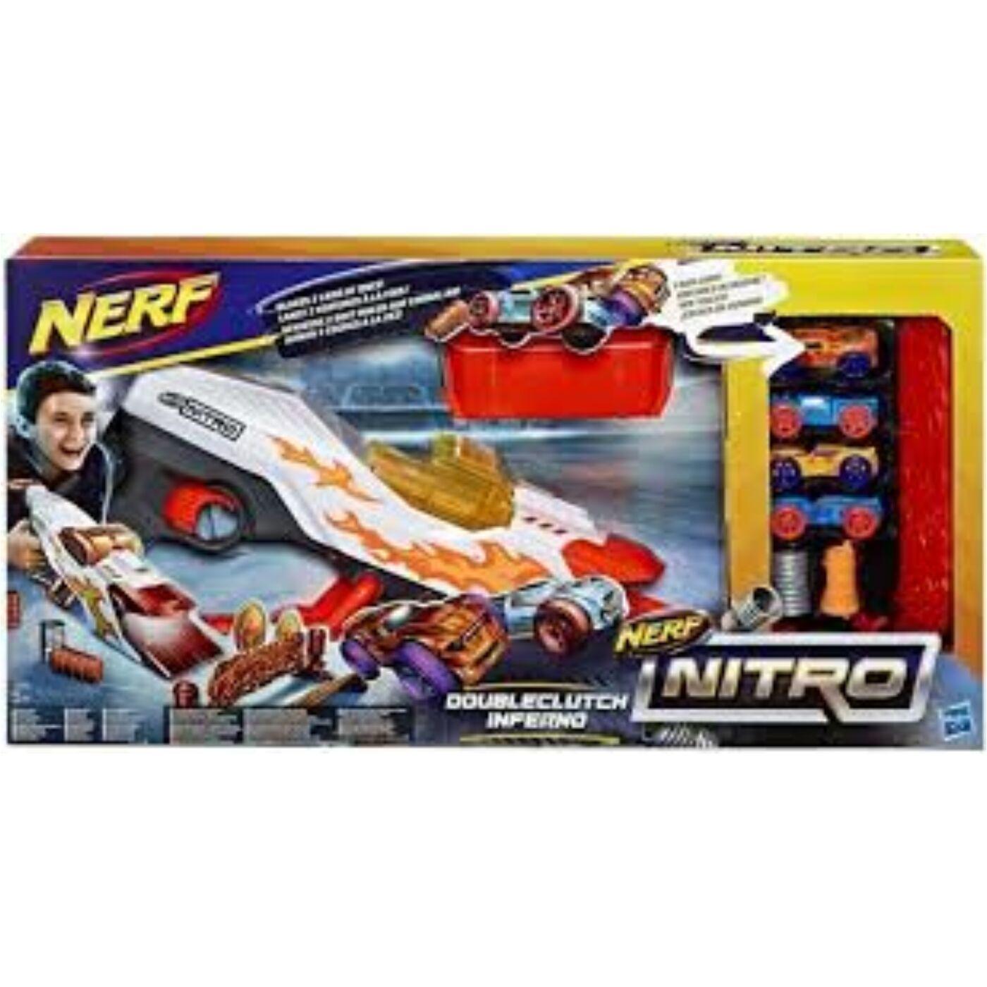 Nerf Nitro autókilövő