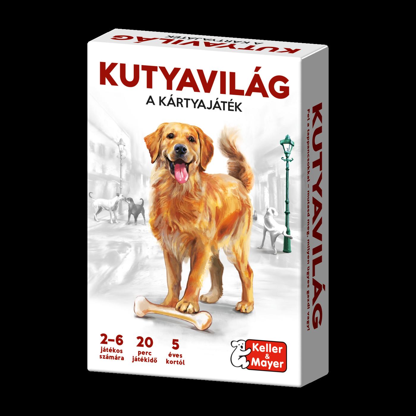 Kutyavilág - a kártyajáték