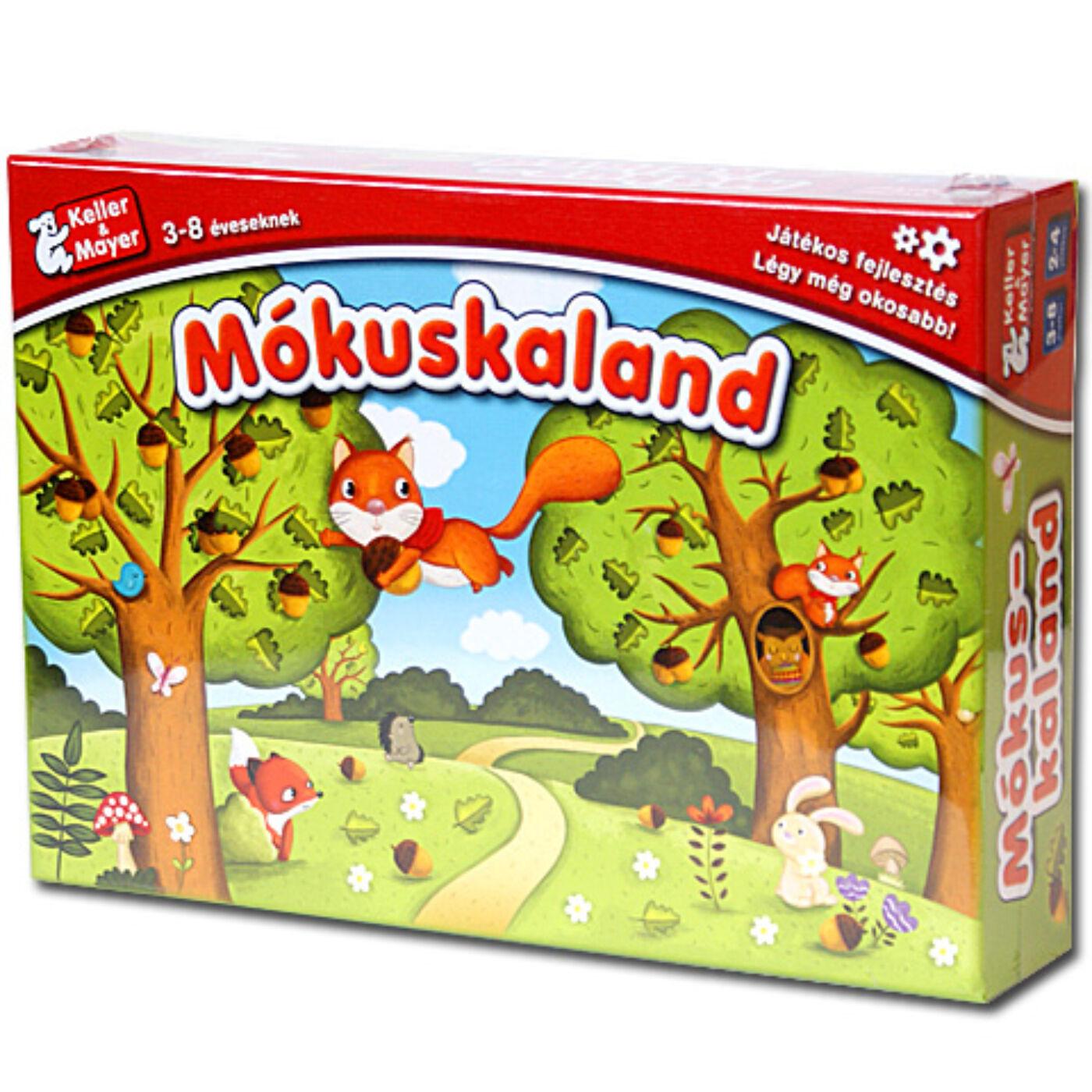 Mókuskaland