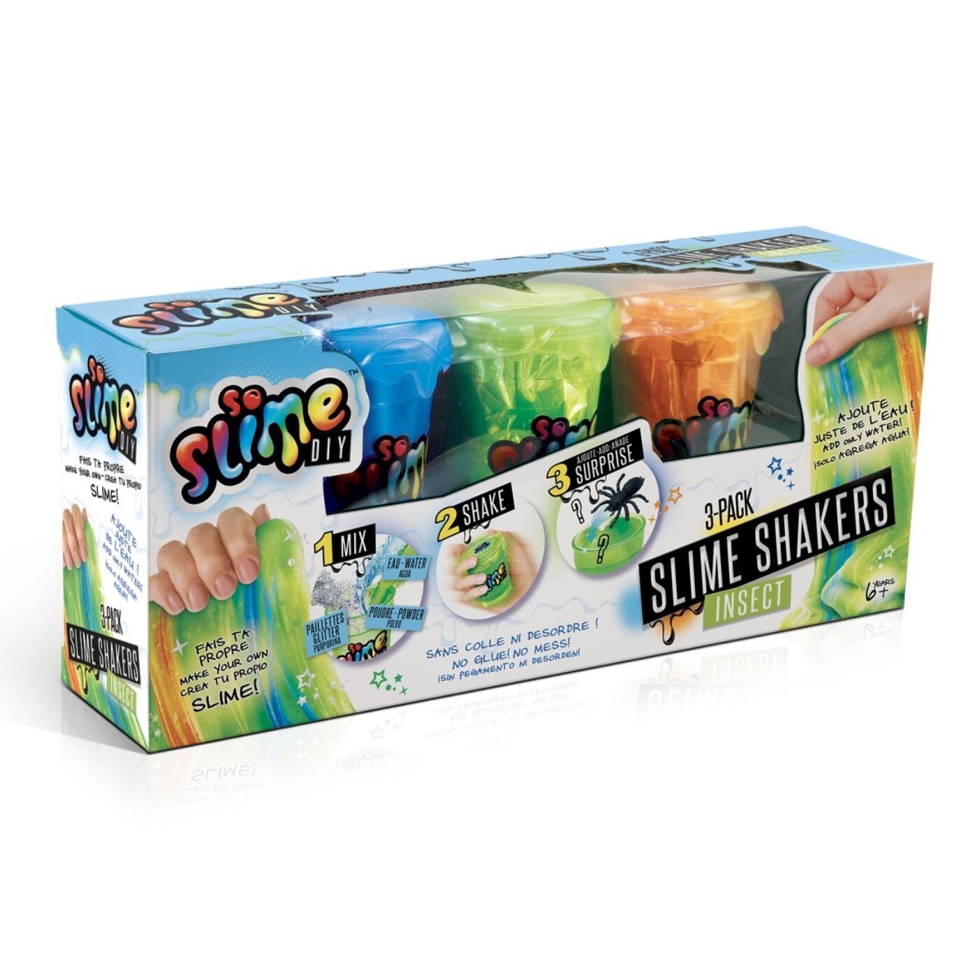So Slime shakers