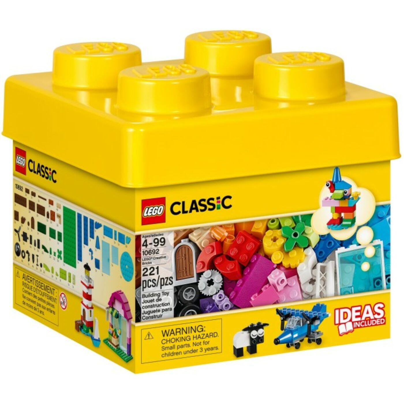 Lego Kreatív építőelemek