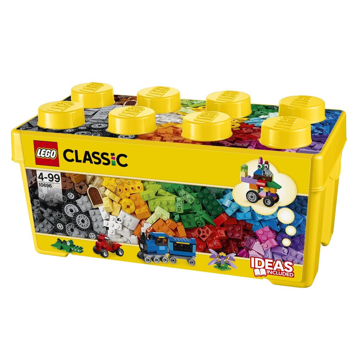 Lego Kreatív közepes építőkészlet