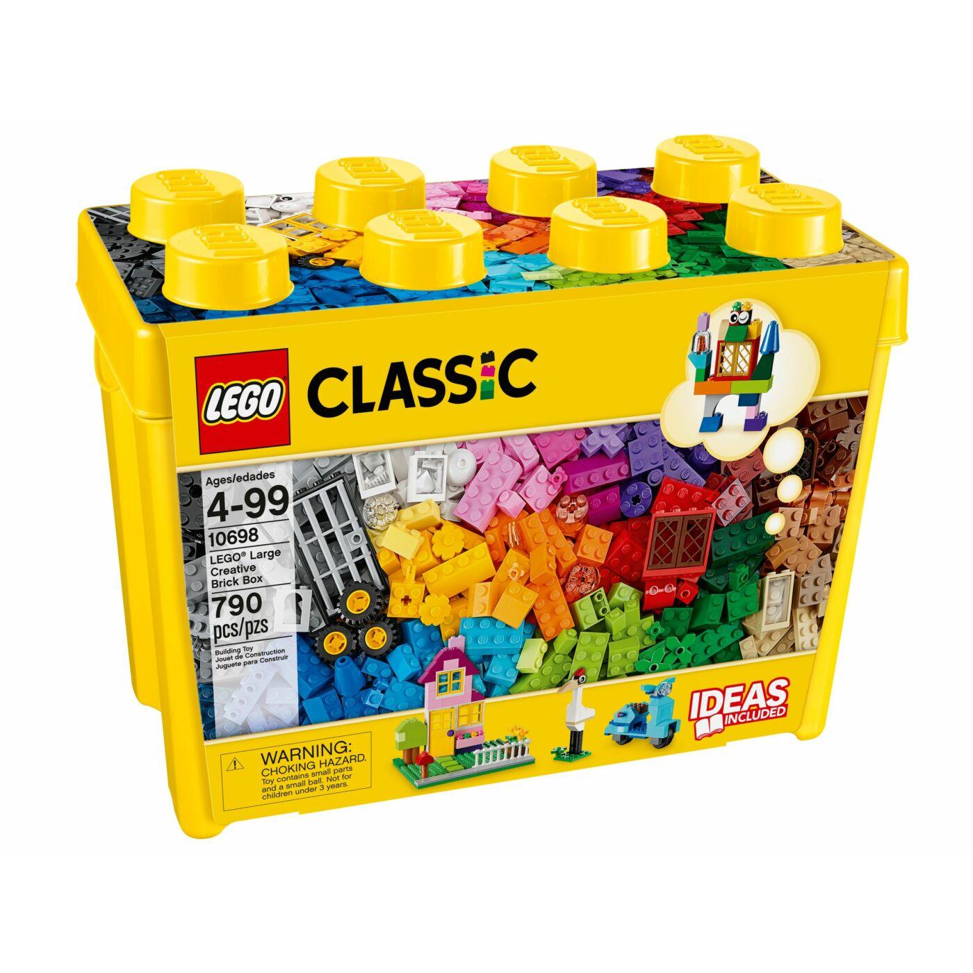 Lego Kreatív nagy építőkészlet
