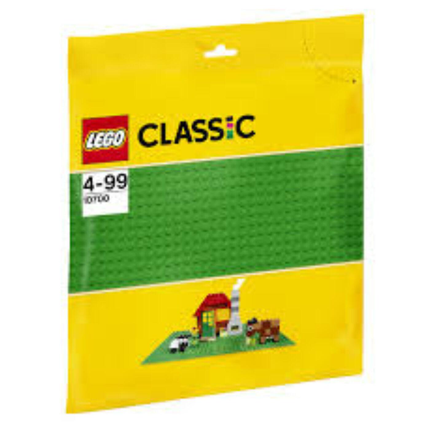 Lego Zöld alap