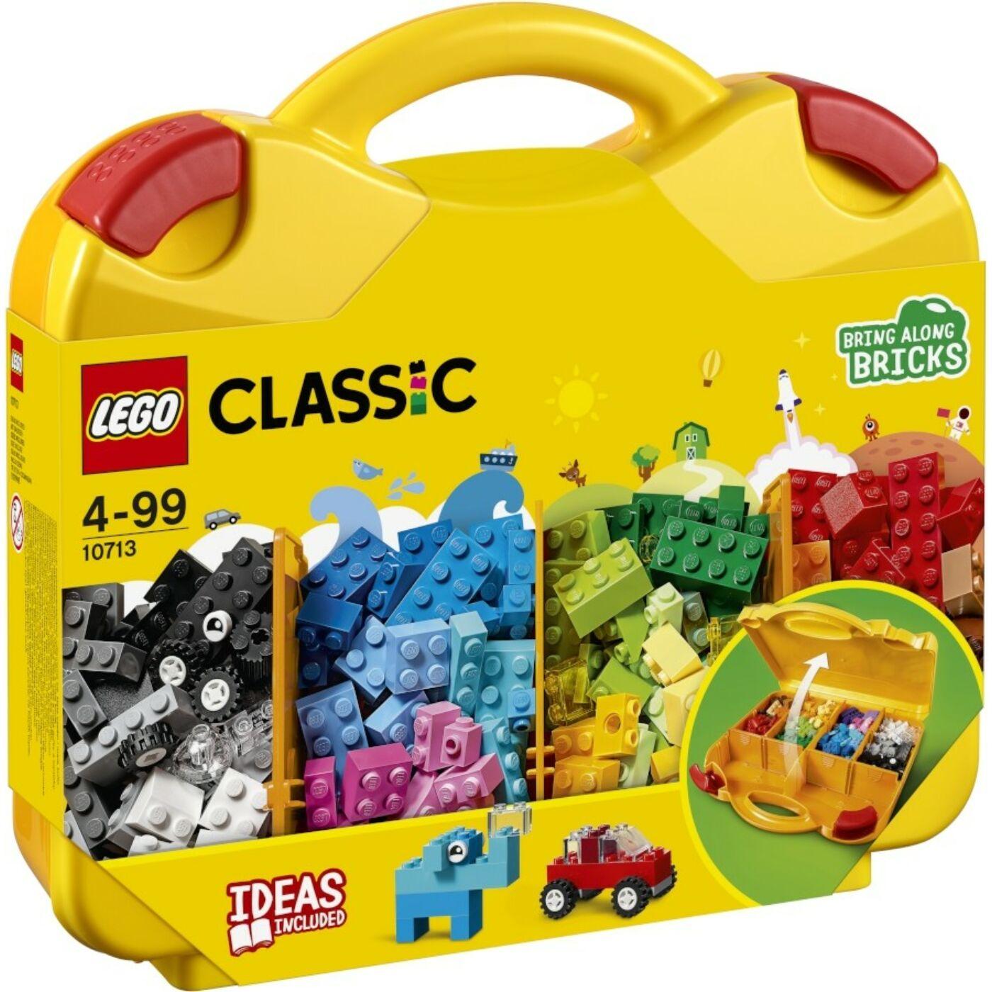 Lego Classic Kreativ játékbőrönd