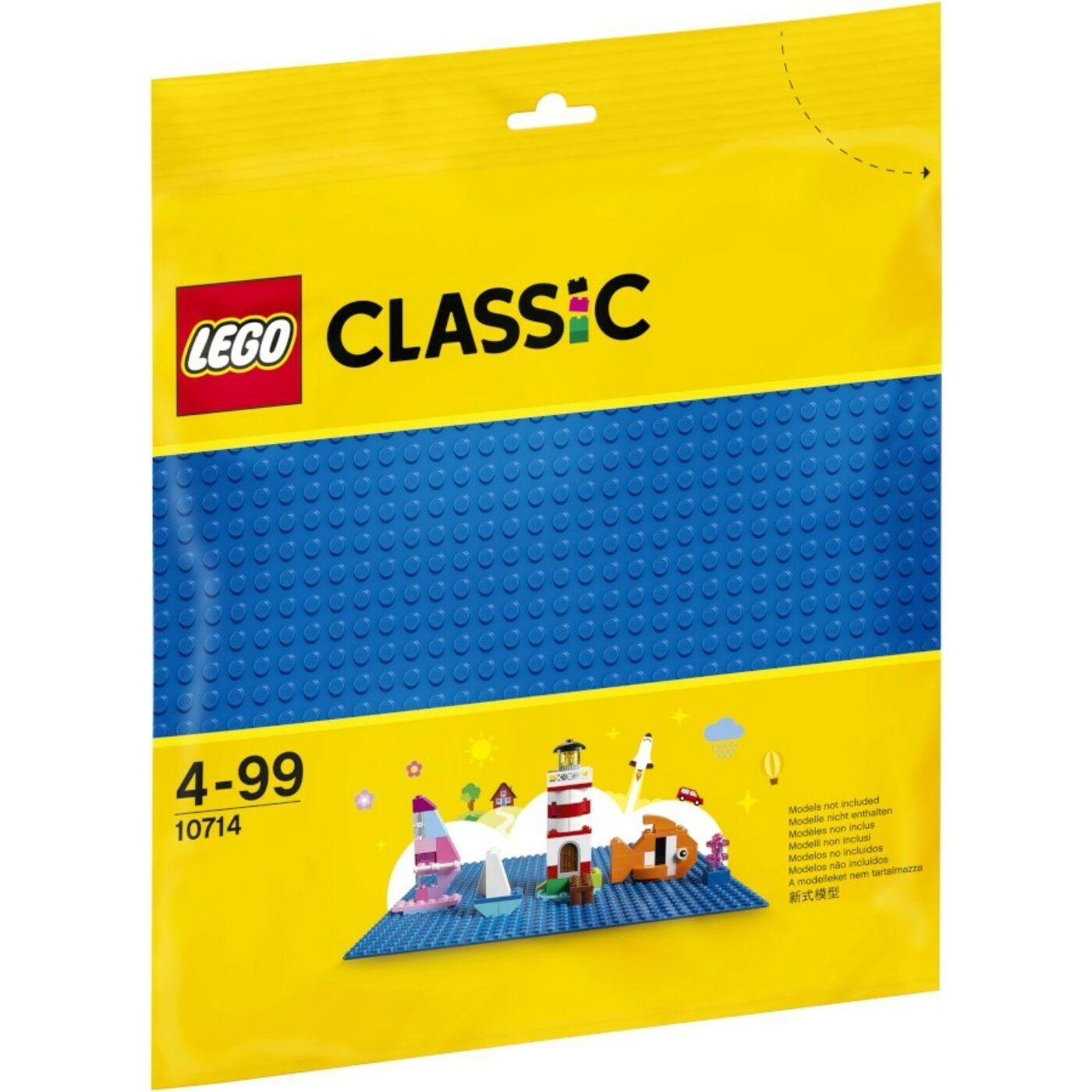 Lego Classic Kék alaplap