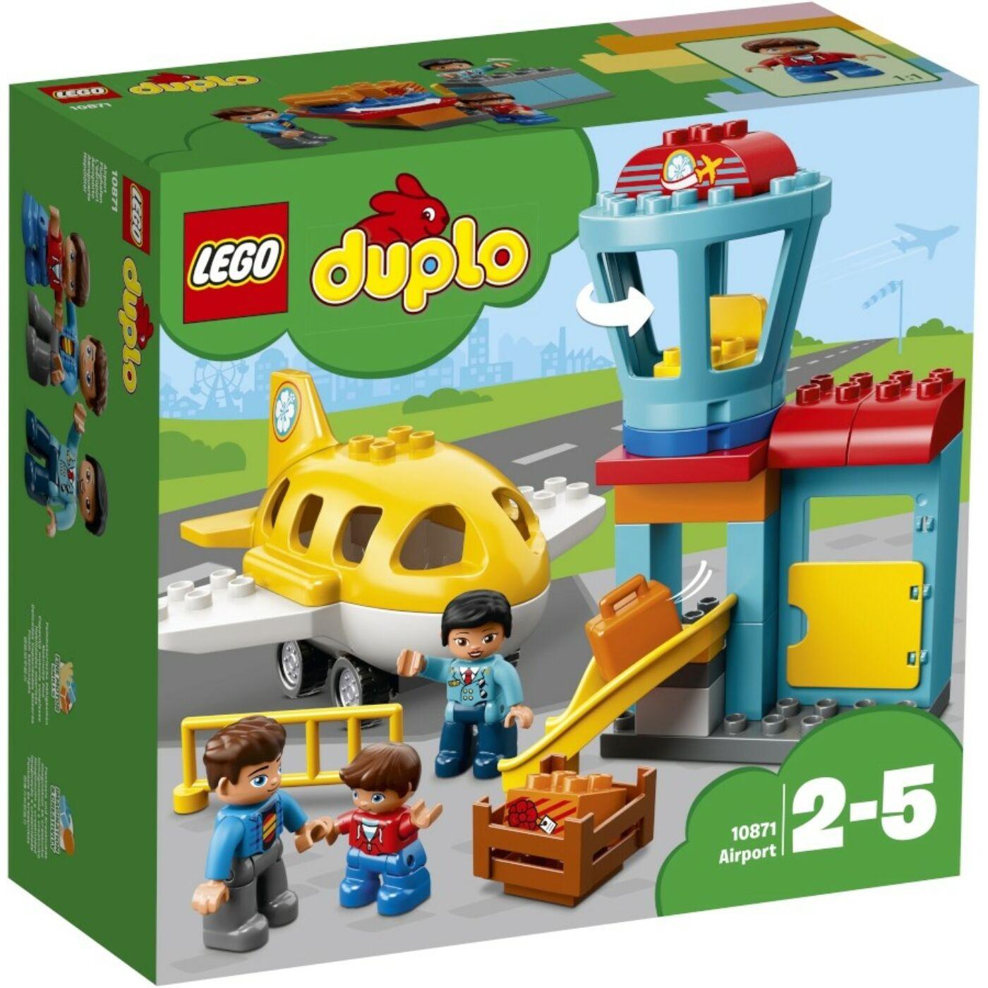 Lego Duplo Repülőtér