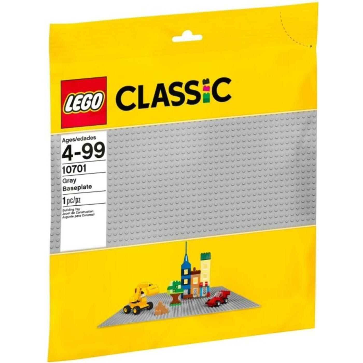Lego Classic Szürke alalap