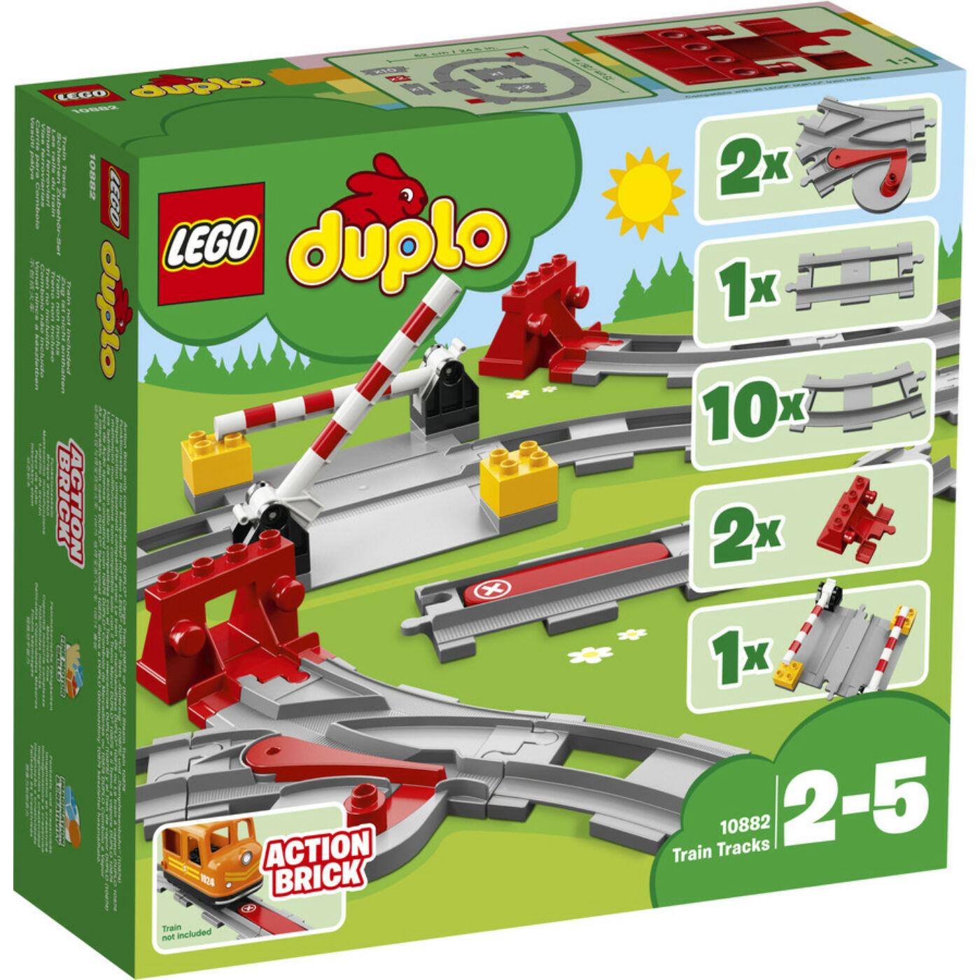 Lego Dulo Vasúti pálya