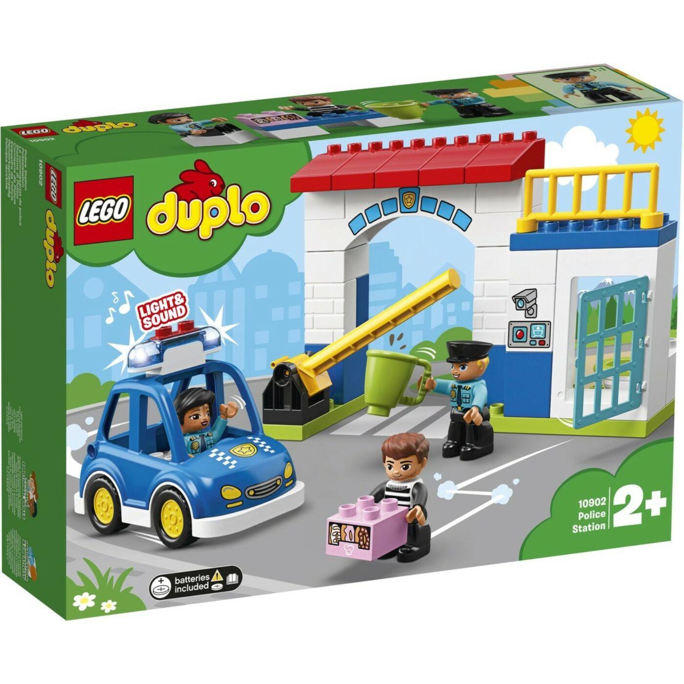 Lego Duplo Rendőrkapitányság