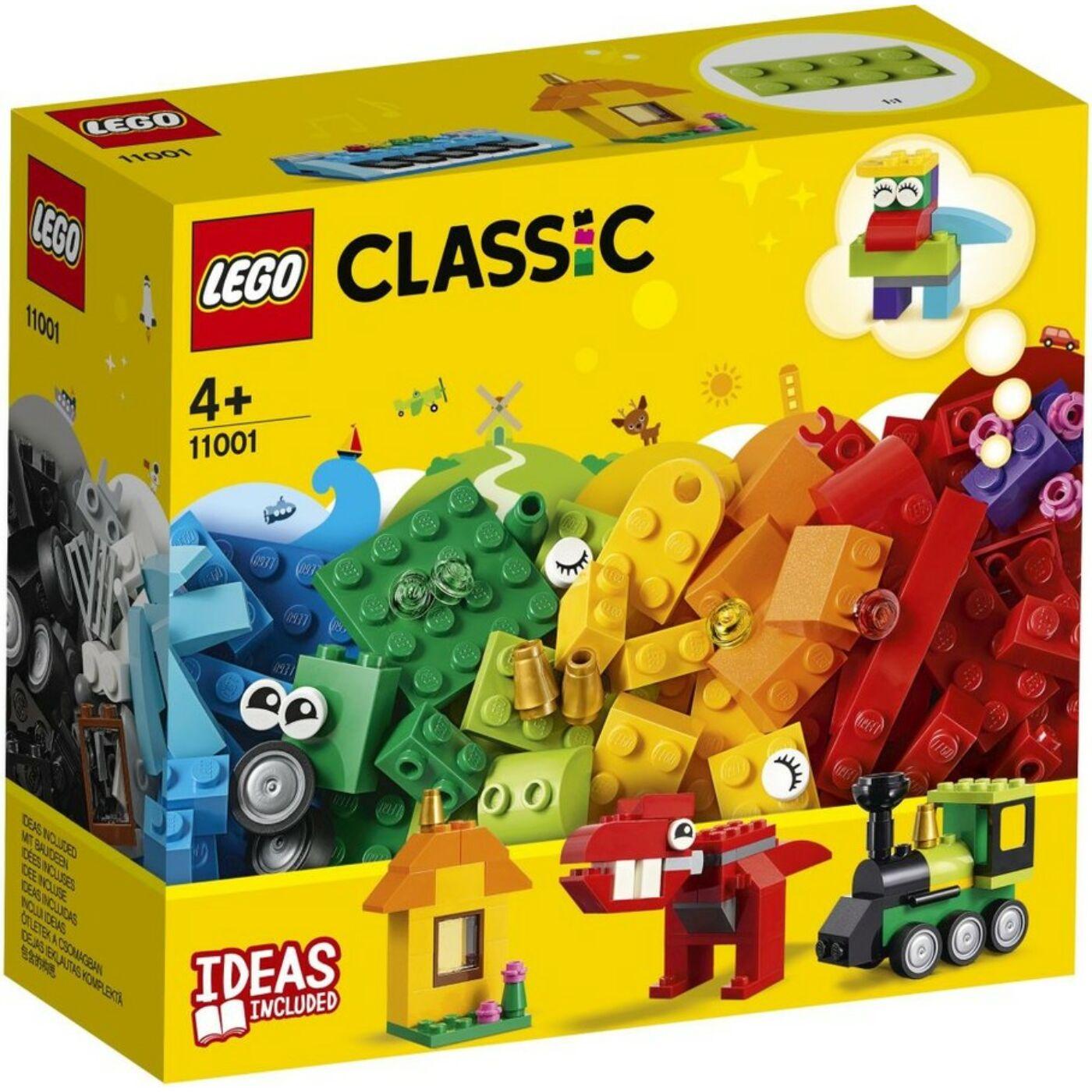 Lego Classic Kockák és ötetek