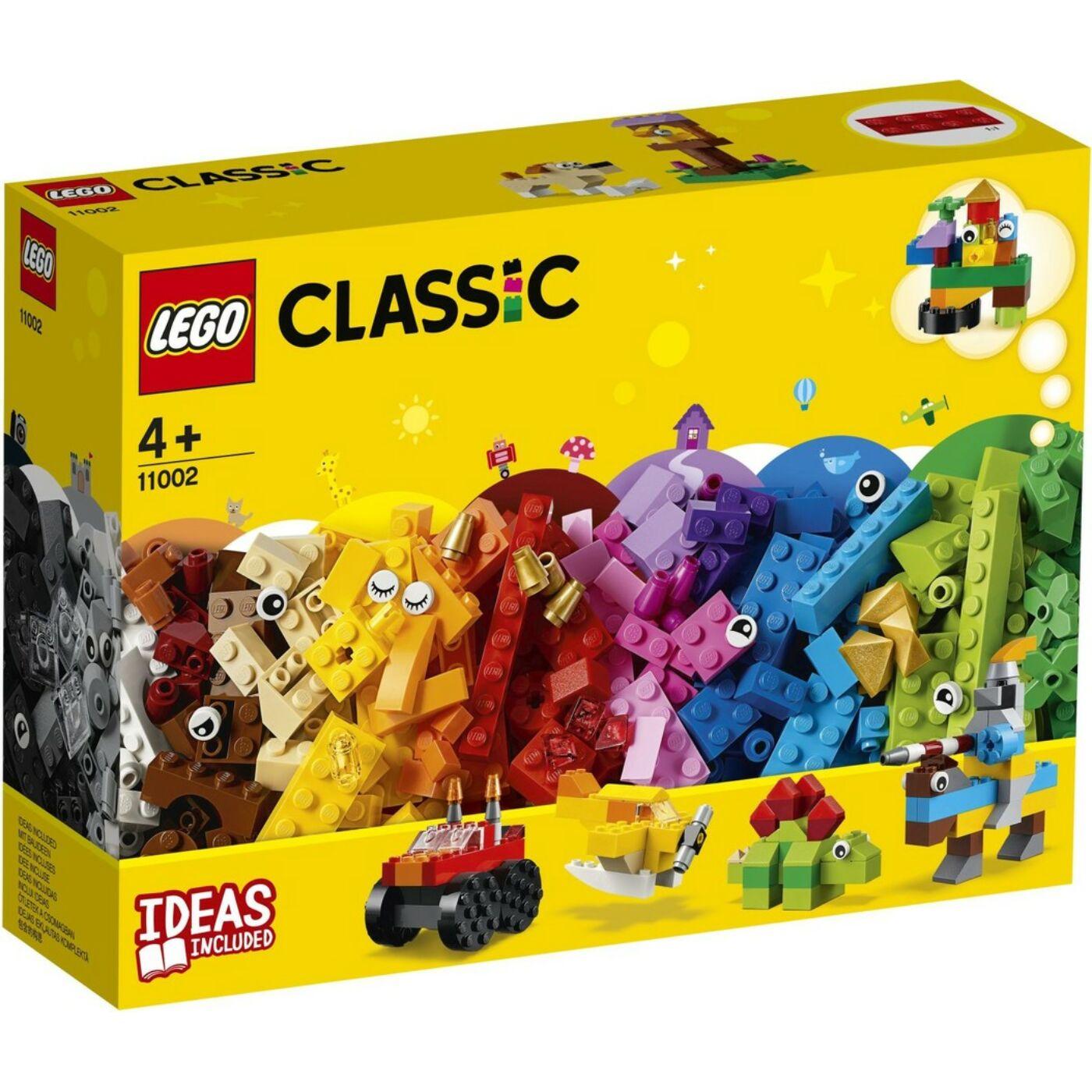Lego Classic Alap kocka készlet