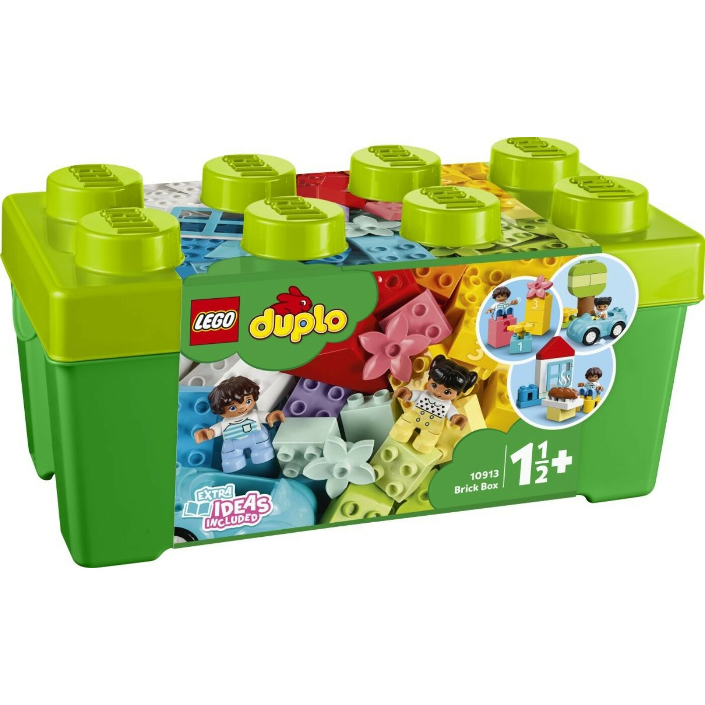 Lego Duplo Elemtartó doboz