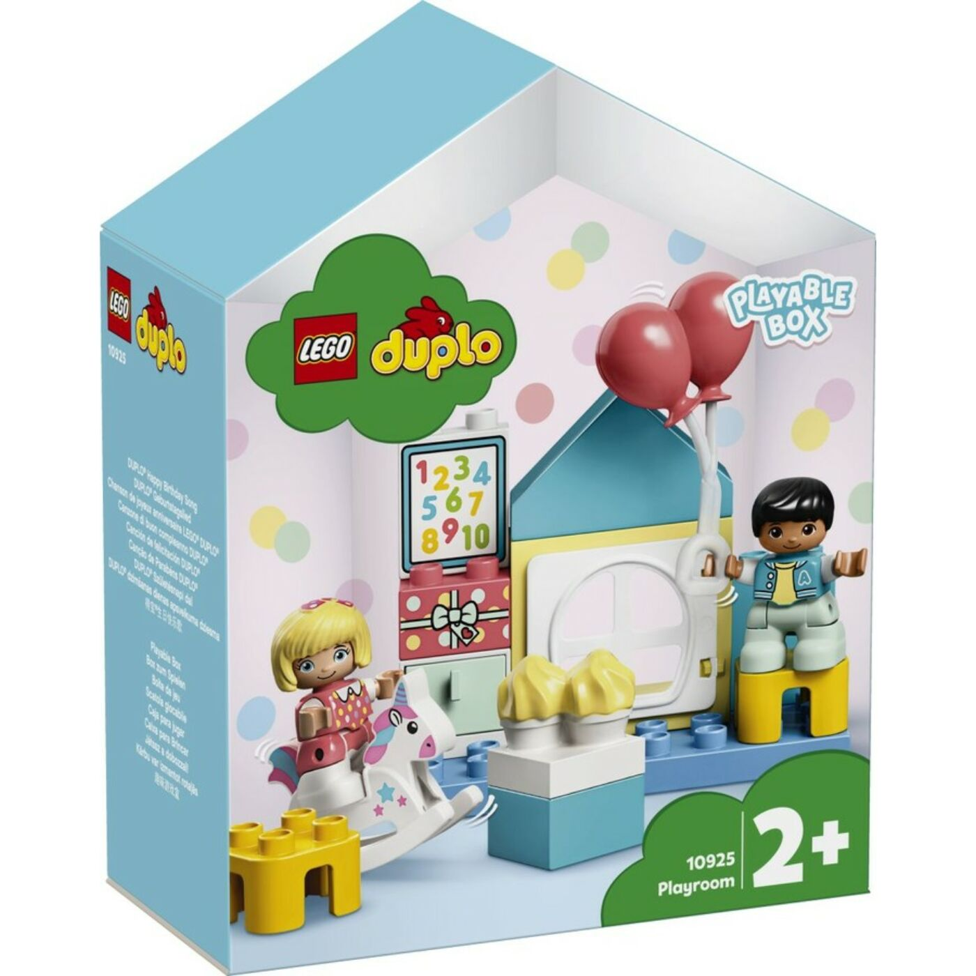Lego Duplo Játékszoba