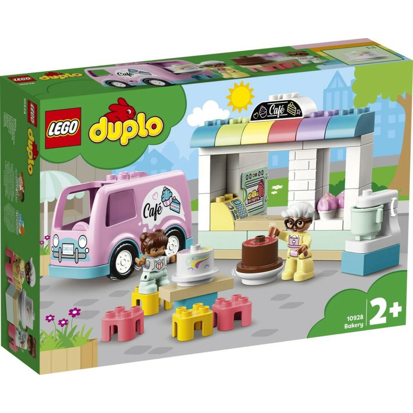 Lego Duplo Pékség