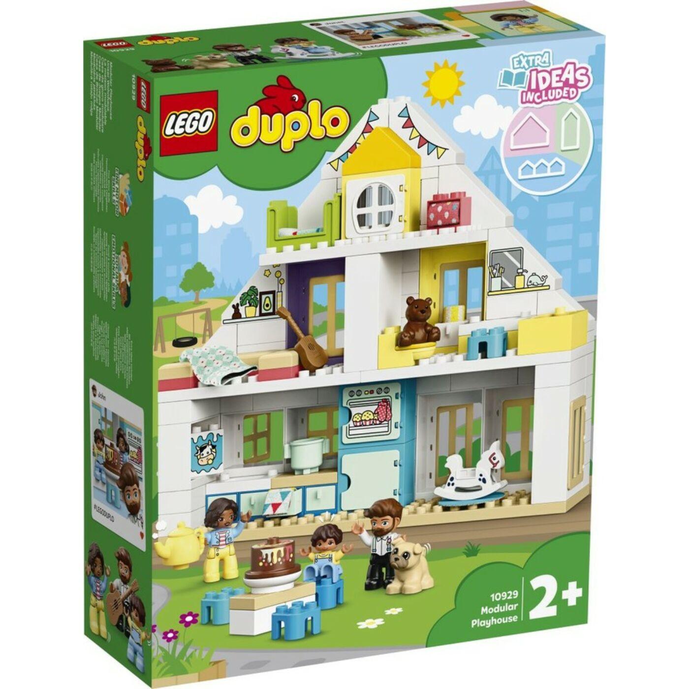 Lego Duplo Moduláris játékház