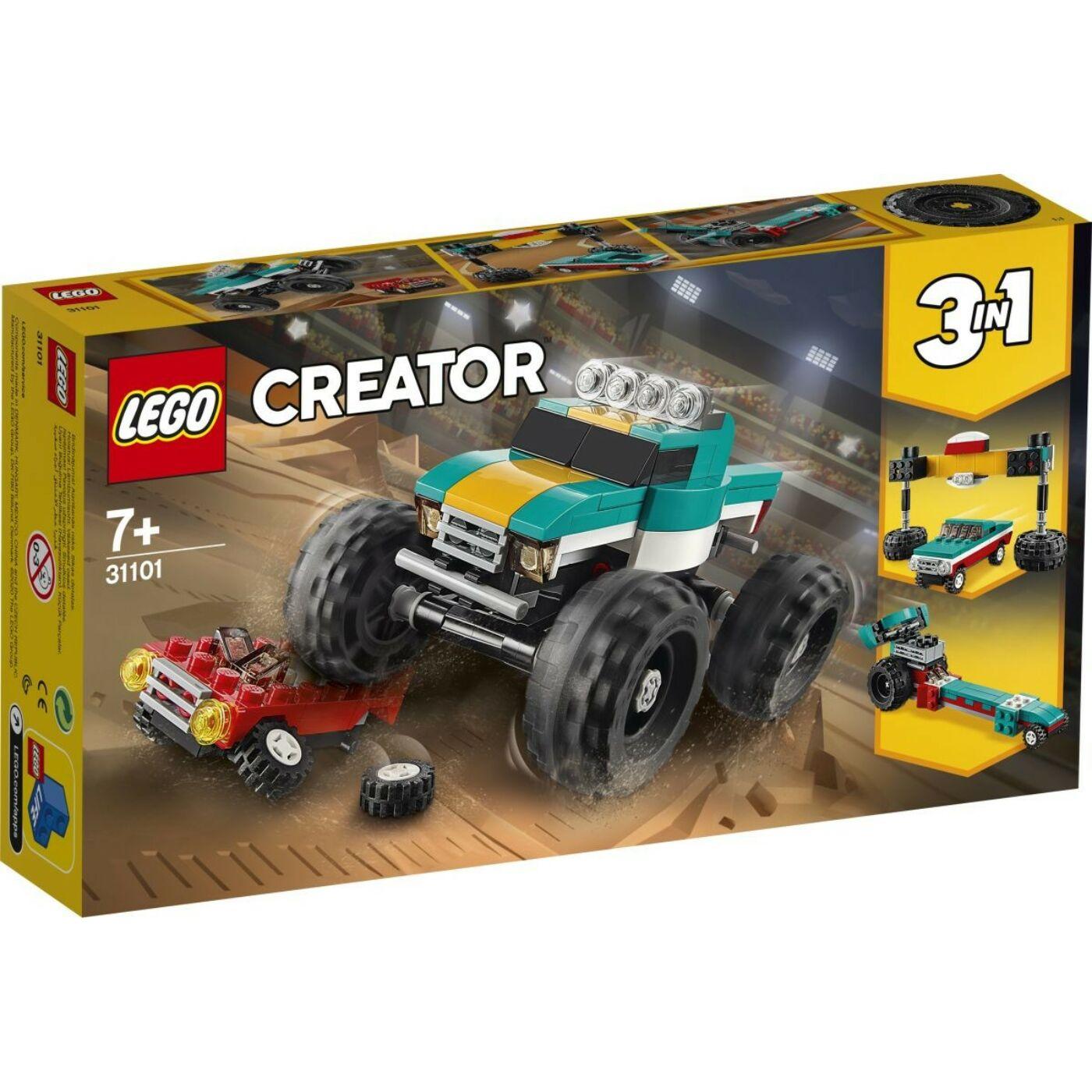 Lego Creator Óriás teherautó