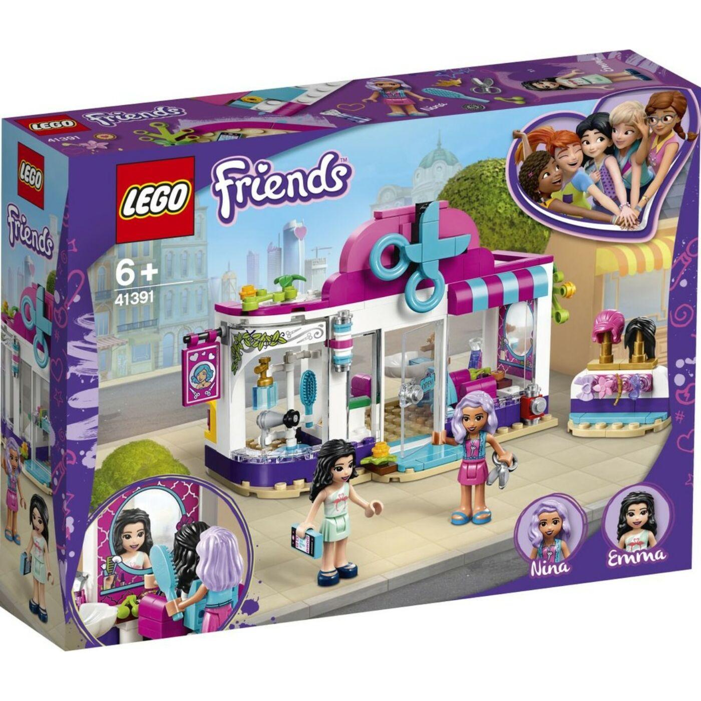 Lego Friends Heartlake City fodrászat