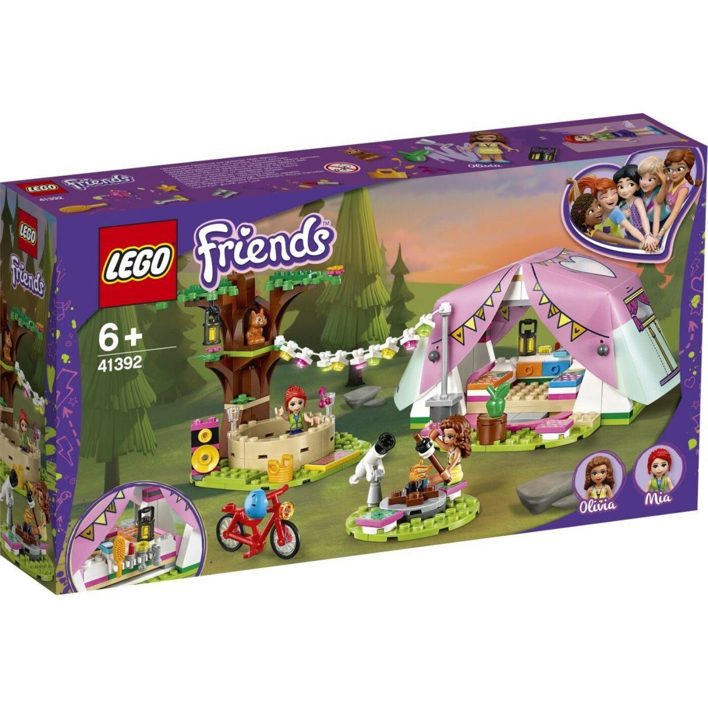 Lego Friends Kemping