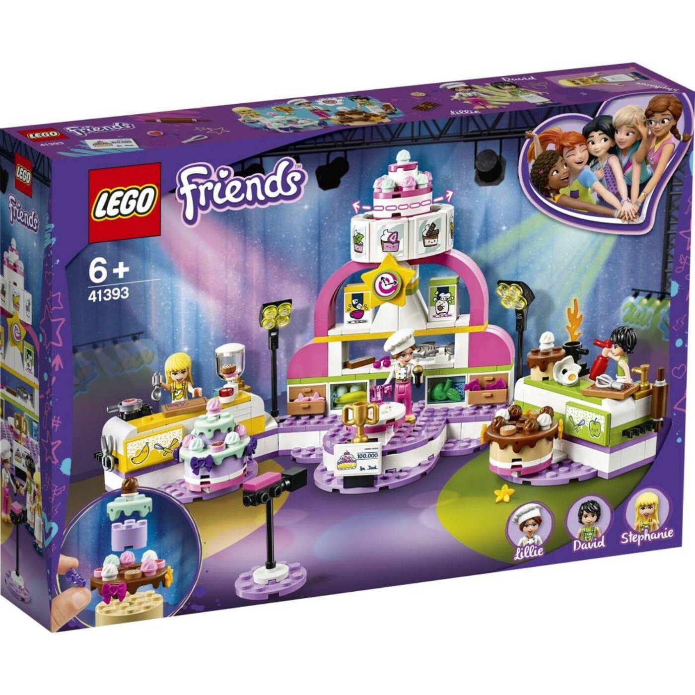 Lego Friends Cukrász verseny