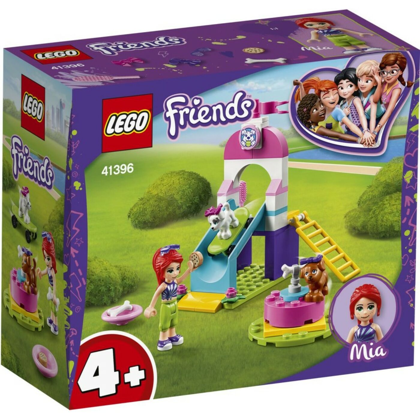 Lego Friends Kedvencek játszótere