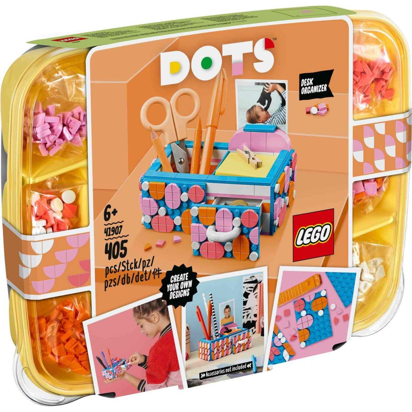 Lego Dots Fiókos ceruzatartó