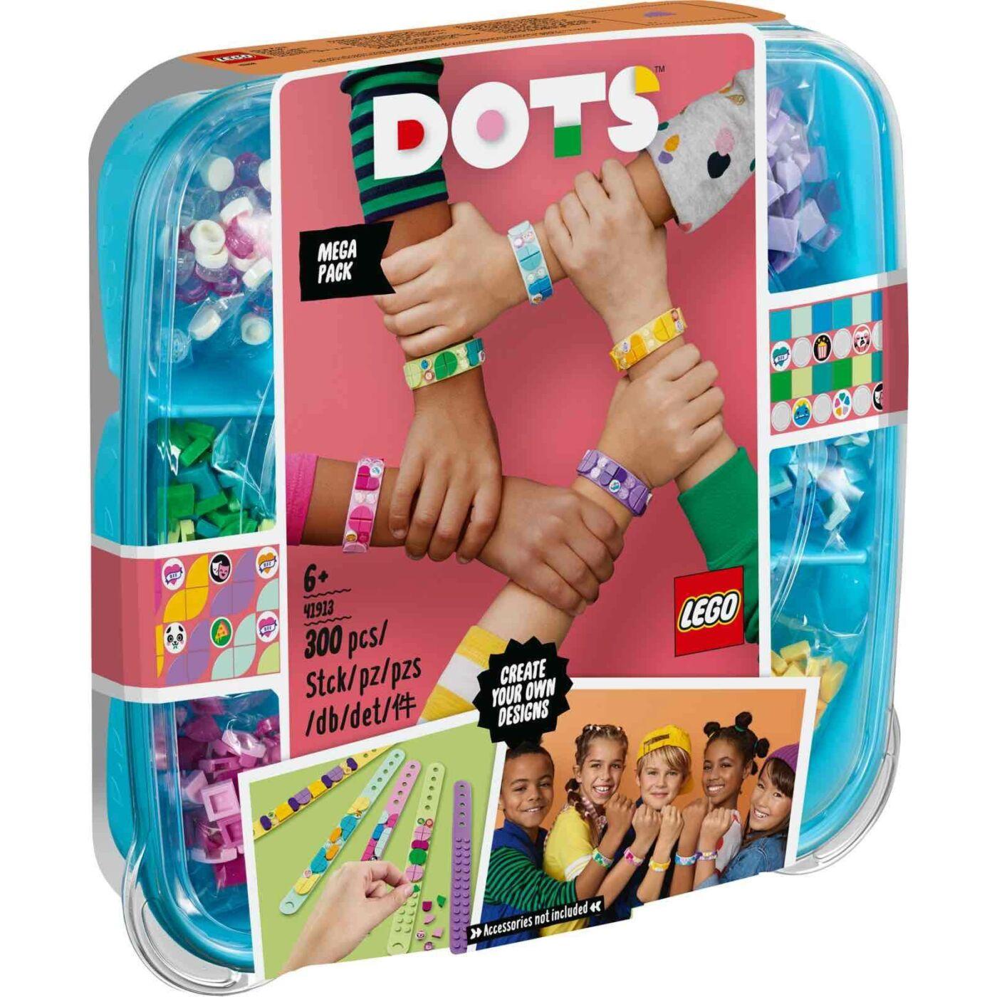 Lego Dots Karkötő óriás csomag