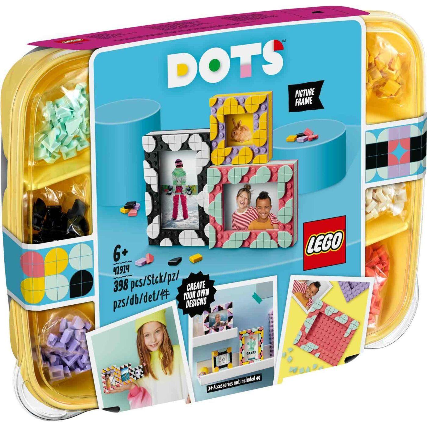 Lego Dots Kreatív képkeretek
