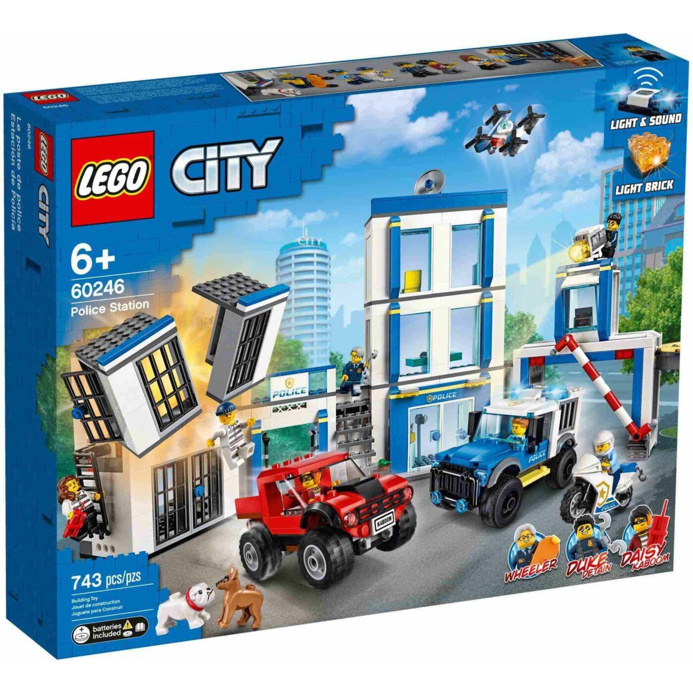 Lego City Rendőrkapitányság