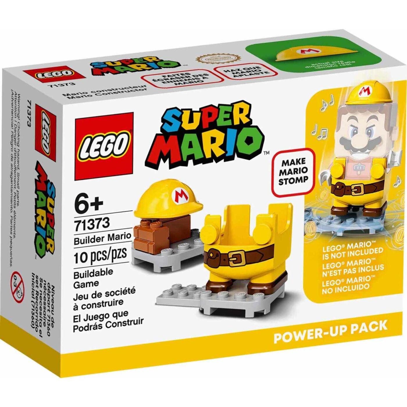 Lego Super Mario Builder Mario szupererő csomag