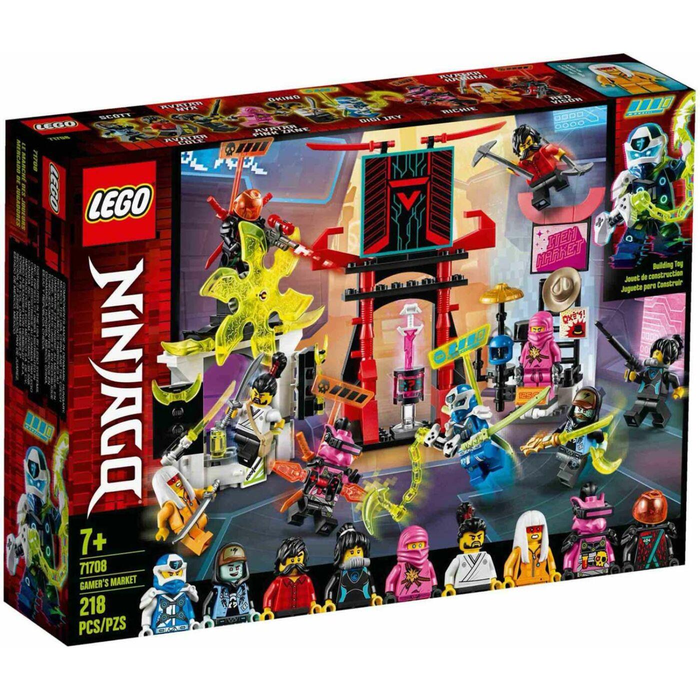 Lego Ninjago Játékosok piaca