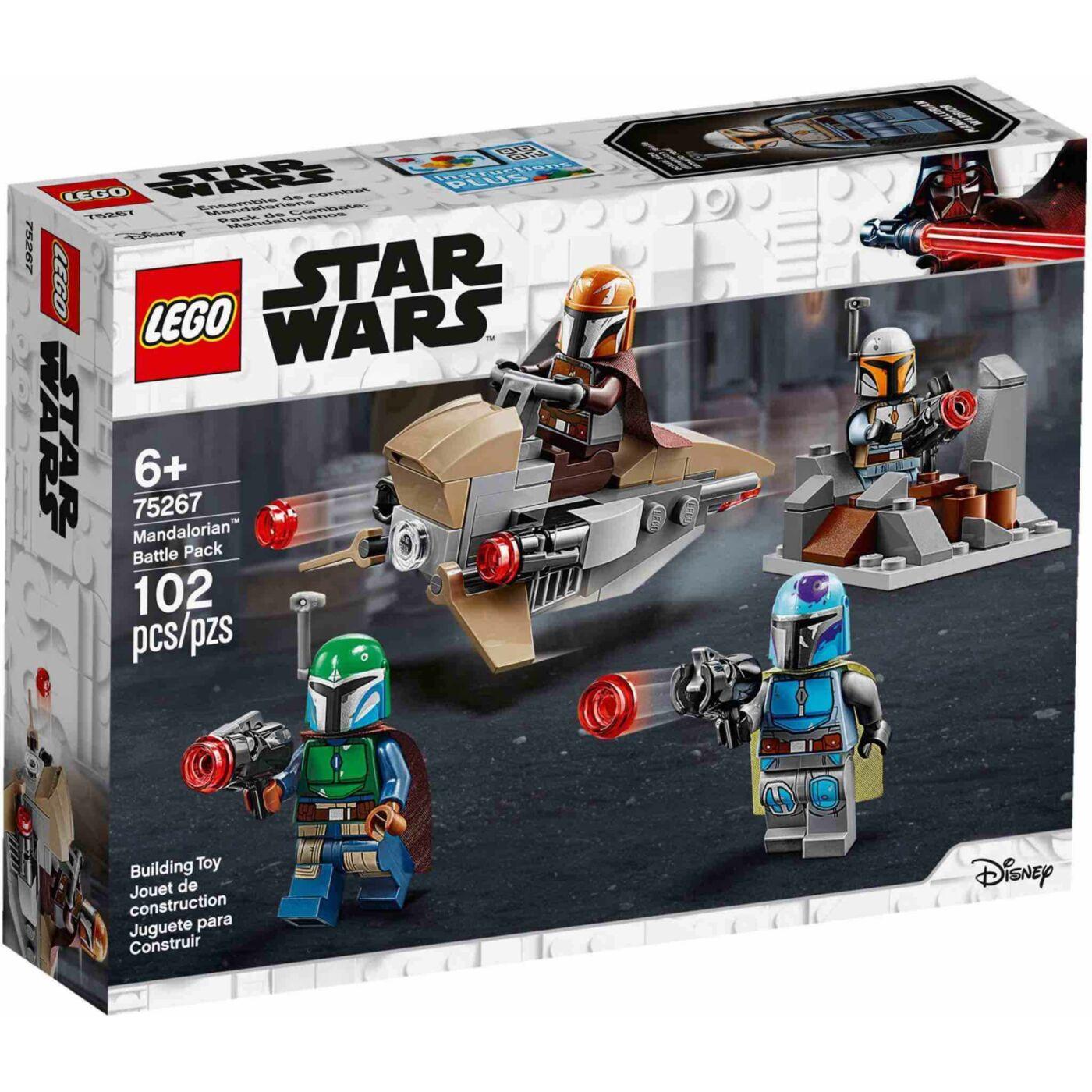 Lego Star Wars Mandalorian battle pack