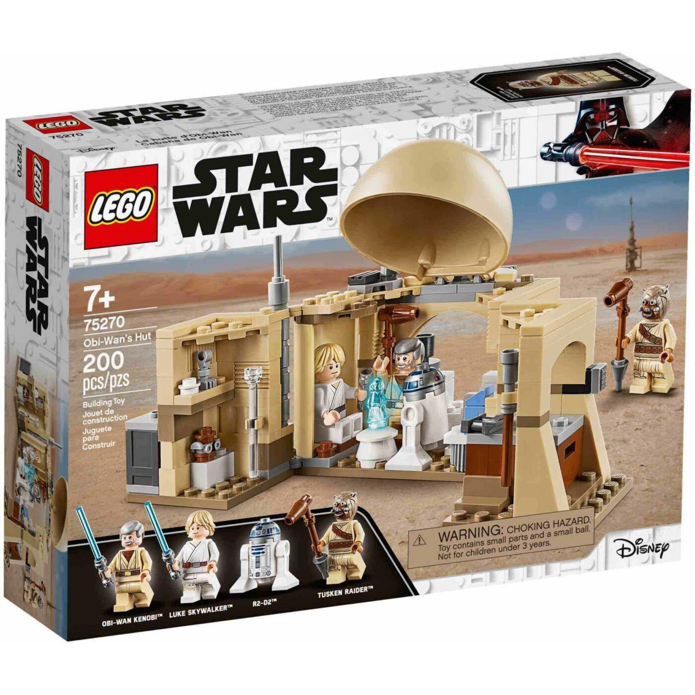 Lego Star Wars Obi-Wan kunyhója