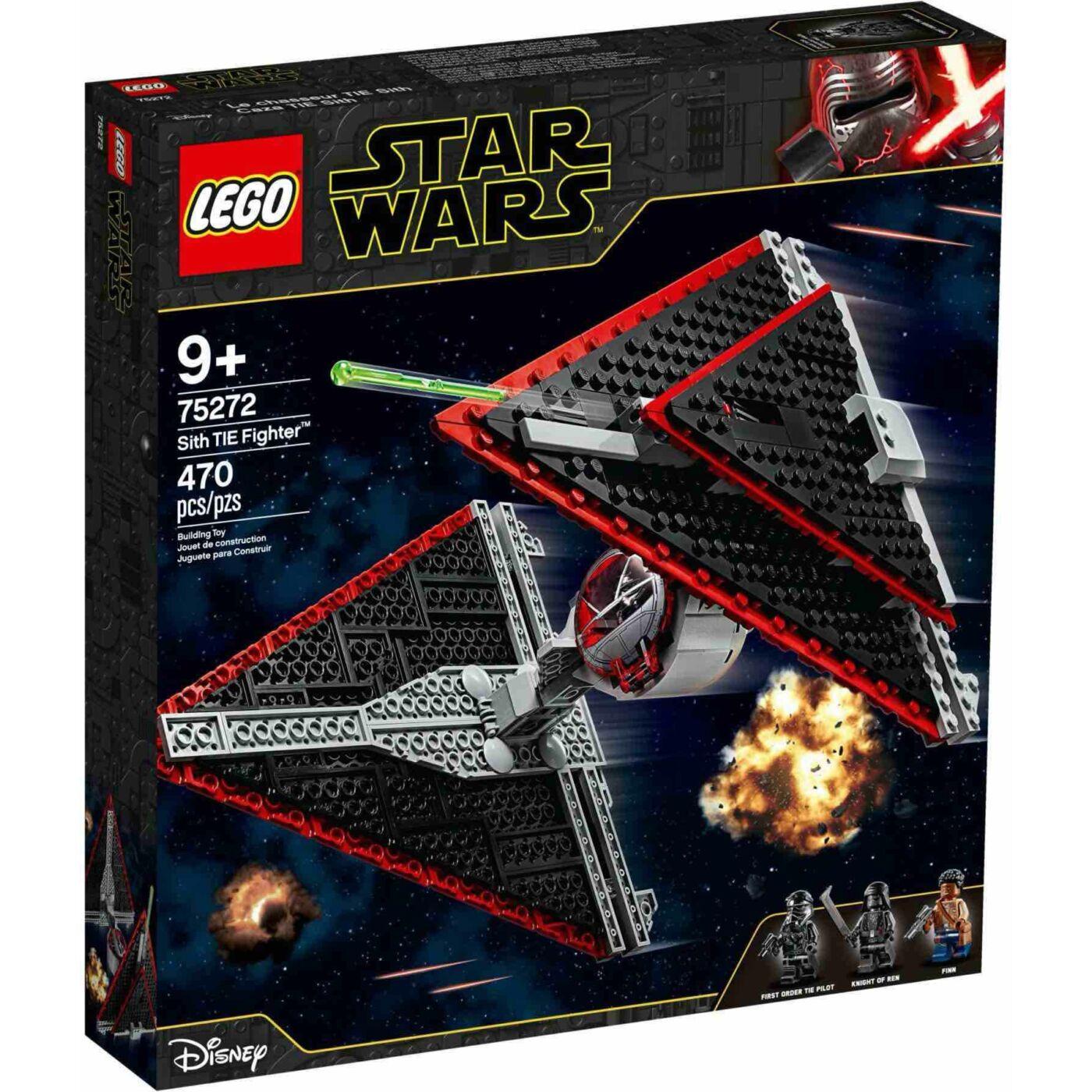 Lego Star Wars Sith TIE vadász
