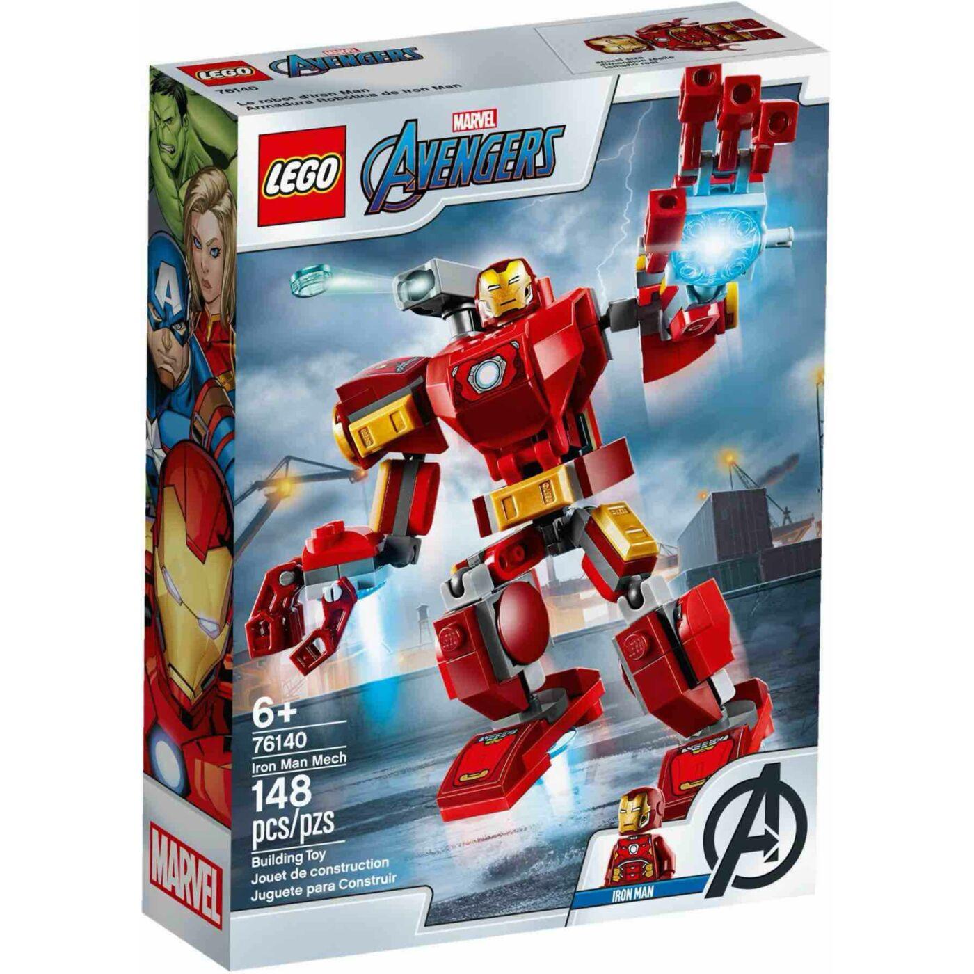 Lego Super Heroes Vasember robot