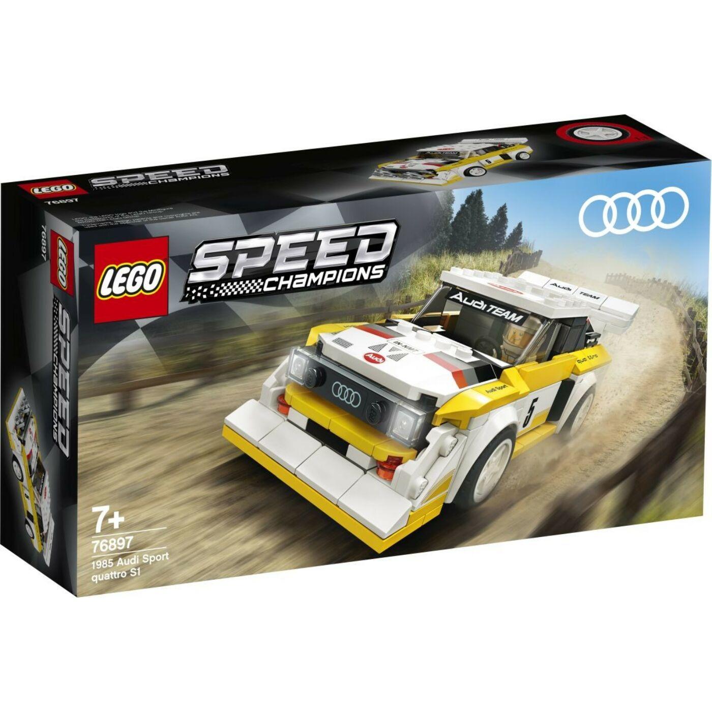Lego Speed Champions Audi Sport Quattro S1